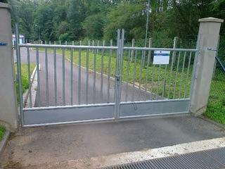 Gateway verzinkt