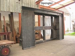 Plošina pro fa. Spengler
