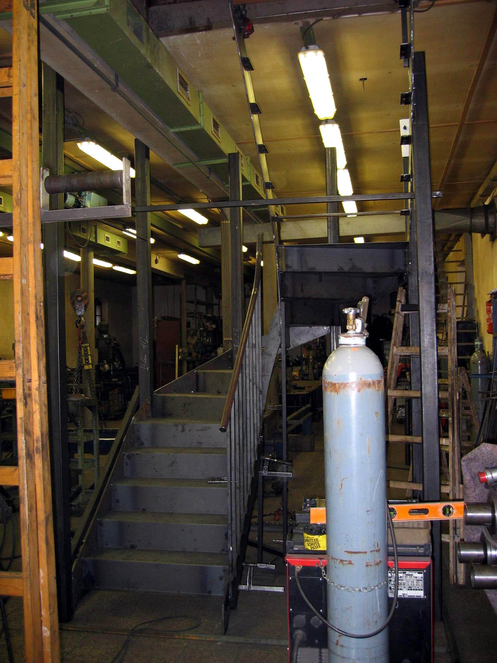 Točené schodiště 2