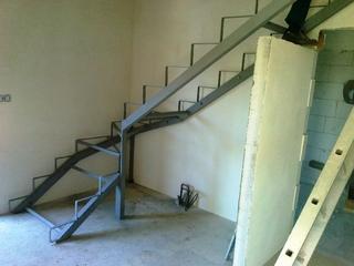 Konstrukce schodů pro dřevo