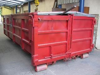 Container mit Deckel