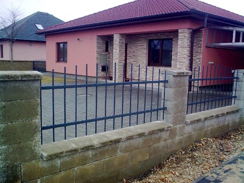 Zaun aus schmiede Profile, Pulver-beschichtung