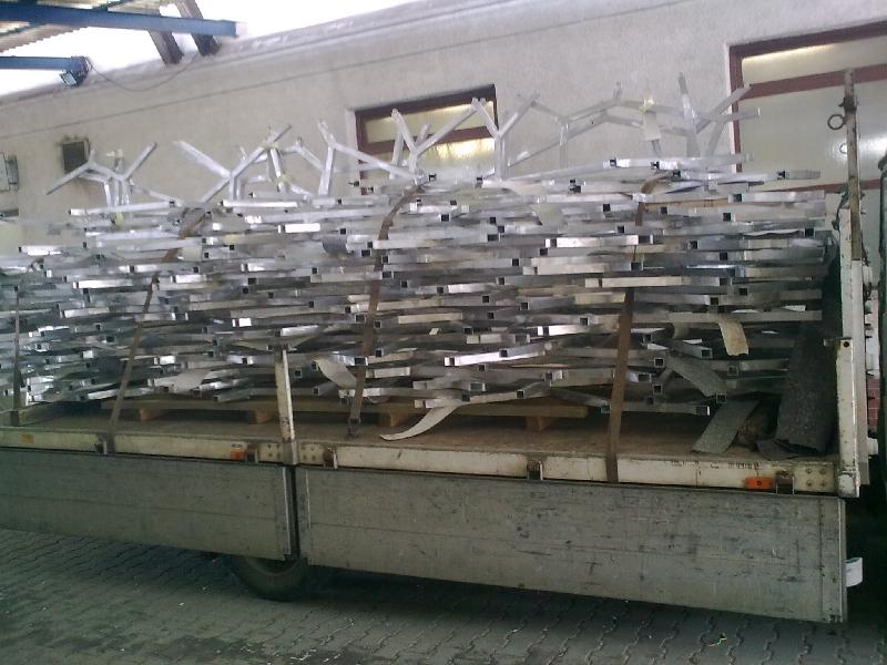 Aluminium gitter