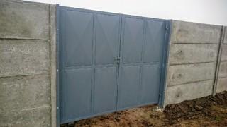 Gateway verbogen, Grundierung