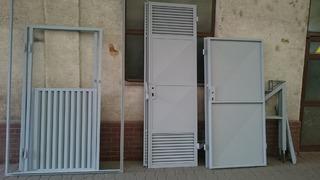 Türen und Lüftungs