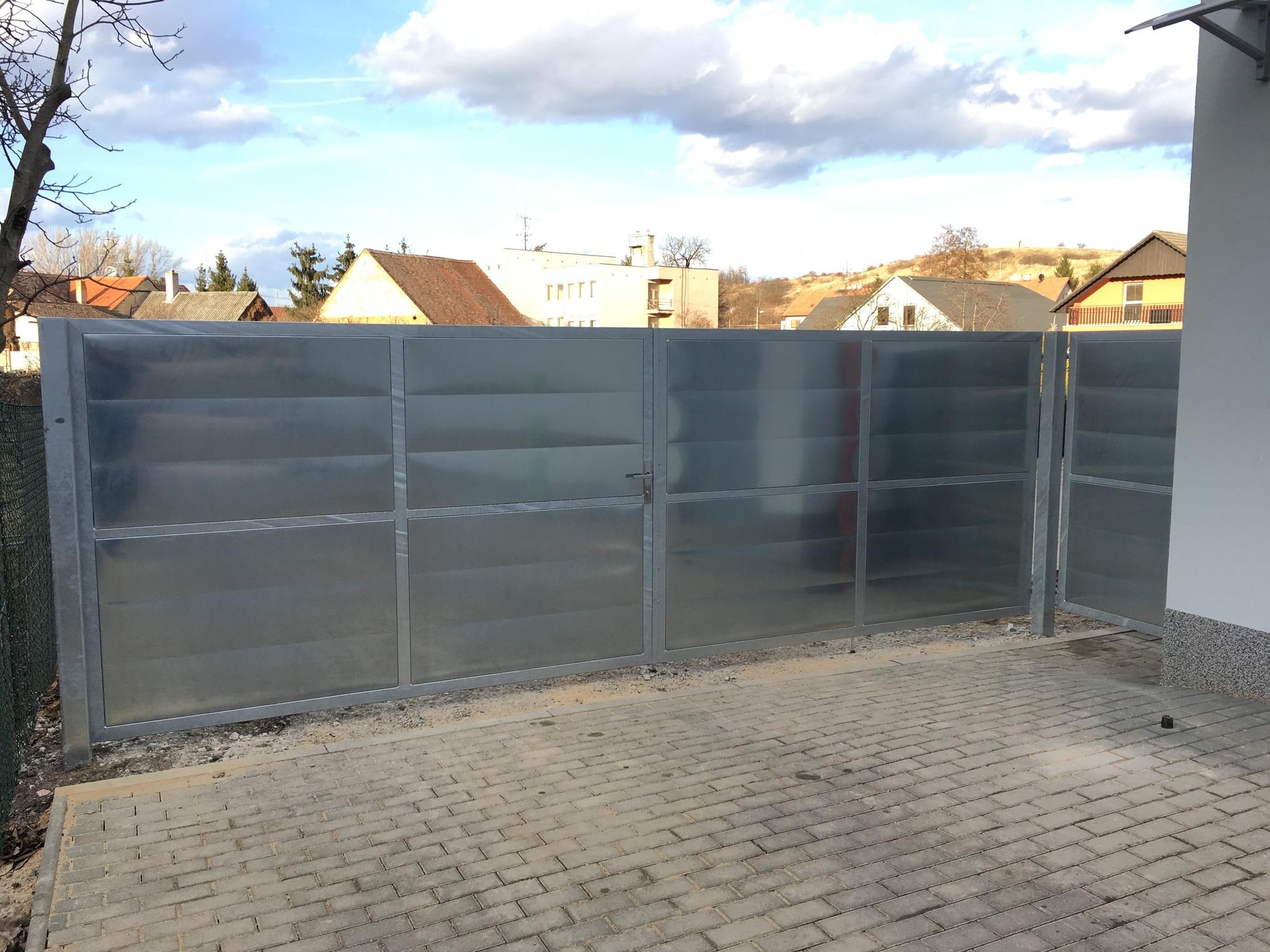 Gates und Gate, Zink