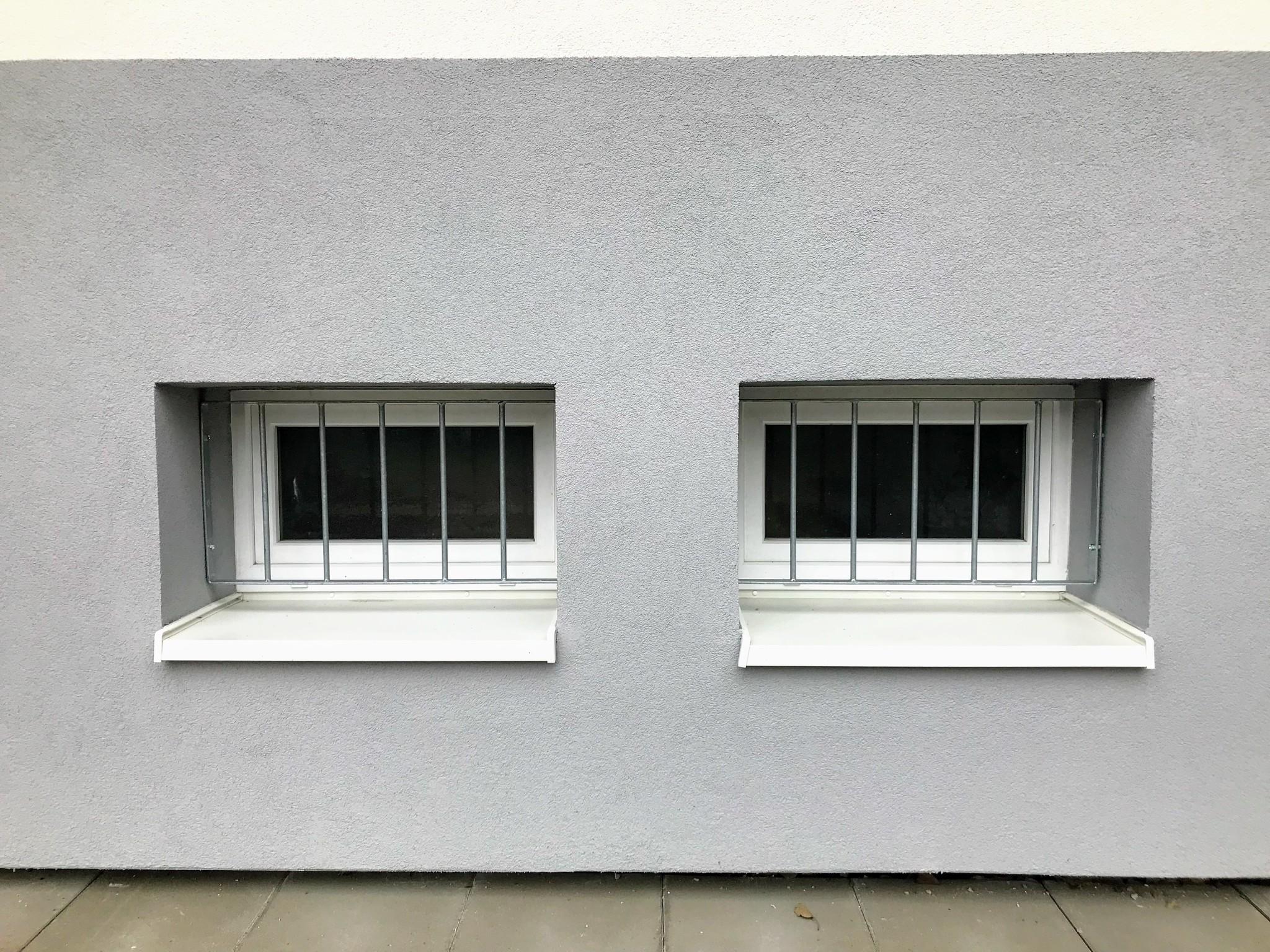 Verzinkter Gitter für Kellerfenster