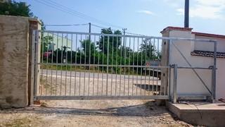 Brána posuvná samonosná pozinkovaná